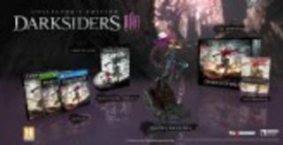 Darksiders III (3) collector's edition-Sony Playstation 4