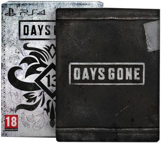 Days Gone Edición Especial-Sony Playstation 4