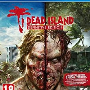 Dead Island: Definitive Collection-Sony Playstation 4