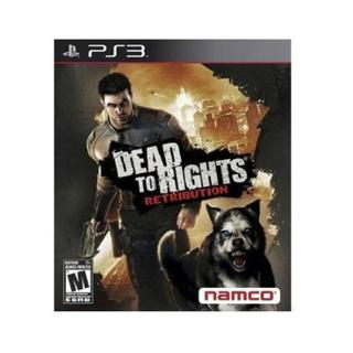 Dead to Rights: Retribution-Sony Playstation 3