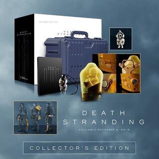 Death Stranding Edición Coleccionista-Sony Playstation 4