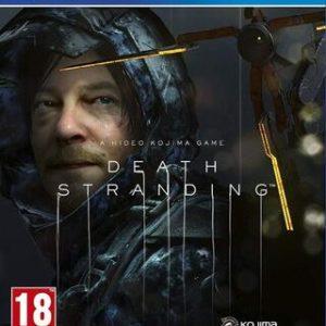 Death Stranding-Sony Playstation 4