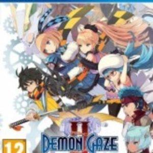 Demon Gaze II-Sony Playstation 4