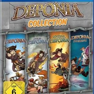 Deponia Collection-Sony Playstation 4