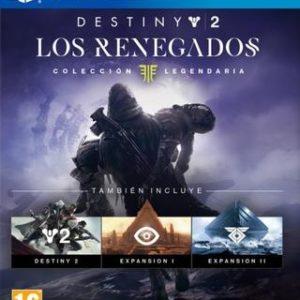 Destiny 2 Los Renegados Colección Legendaria-Sony Playstation 4