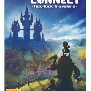 Destiny Connect: Tick Tock Travelers-Nintendo Switch