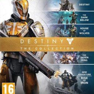 Destiny: The Collection-Microsoft Xbox One