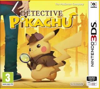Detective Pikachu-Nintendo 3DS