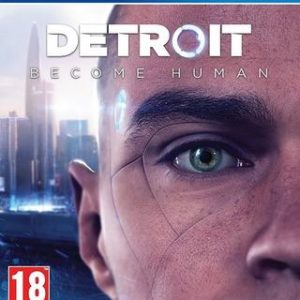 Detroit: Become Human-Sony Playstation 4