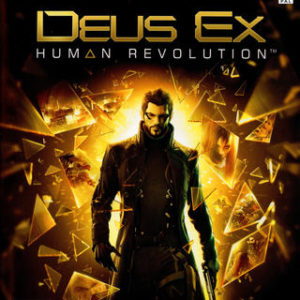 Deus Ex Human Revolution-Microsoft Xbox 360