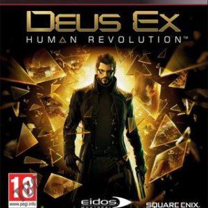 Deus Ex Human Revolution-Sony Playstation 3