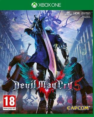 Devil May Cry 5-Microsoft Xbox One