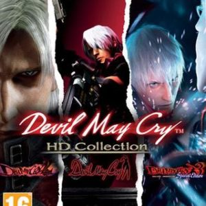 Devil May Cry HD Collection-Microsoft Xbox One
