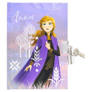 Diario Anna Frozen 2 Disney-