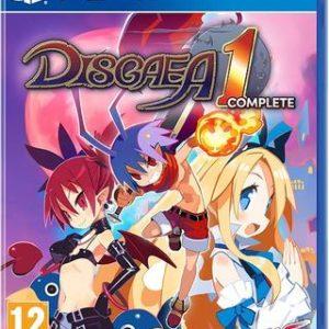Disgaea 1 Complete-Sony Playstation 4