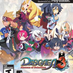 Disgaea 3: Absence of Detention-Sony Playstation Vita