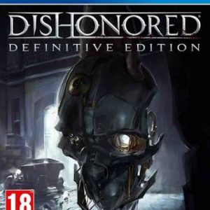 Dishonored Definitive Edition-Sony Playstation 4