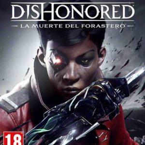 Dishonored: La Muerte del Forastero-Microsoft Xbox One