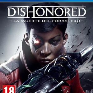 Dishonored: La Muerte del Forastero-Sony Playstation 4