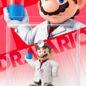 Doctor Mario-amiibo