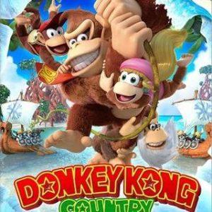 Donkey Kong Tropical Freeze-Nintendo Switch