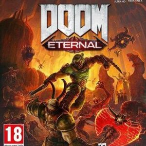 Doom Eternal-Microsoft Xbox One