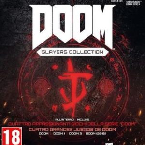Doom Slayers Collection-Microsoft Xbox One
