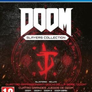 Doom Slayers Collection-Sony Playstation 4