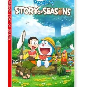 Doraemon Story Of Seasons-Nintendo Switch
