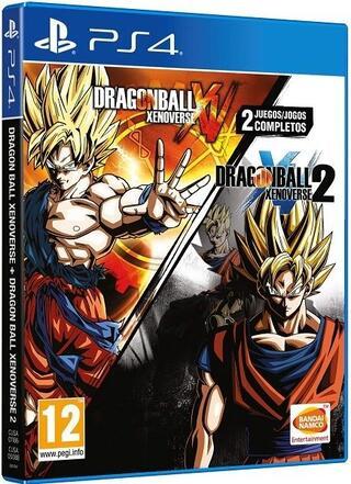 Dragon Ball Xenoverse 1 + Xenoverse 2-Sony Playstation 4