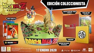 Dragon Ball Z Kakarot Edición Coleccionista-Sony Playstation 4