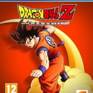 Dragon Ball Z Kakarot-Sony Playstation 4