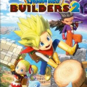 Dragon Quest Builders 2-Nintendo Switch
