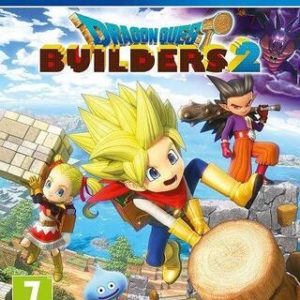 Dragon Quest Builders 2-Sony Playstation 4