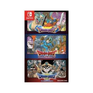 Dragon Quest Collection (1+2+3) - Importación USA-Nintendo Switch
