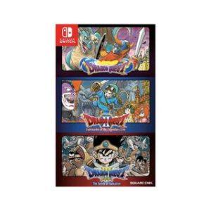 Dragon Quest Collection (1+2+3) - Importación USA-Nintendo Switch