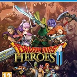Dragon Quest: Heroes II-Sony Playstation 4