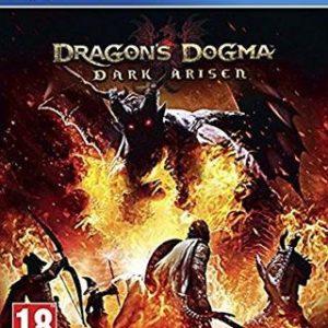Dragon's Dogma: Dark Arisen-Sony Playstation 4
