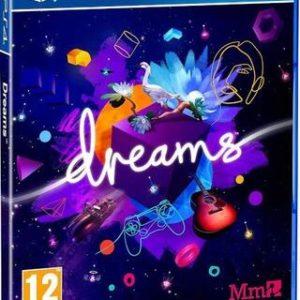 Dreams-Sony Playstation 4