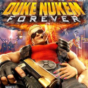Duke Nukem Forever-Microsoft Xbox 360