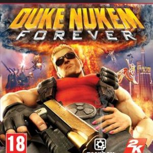 Duke Nukem Forever-Sony Playstation 3