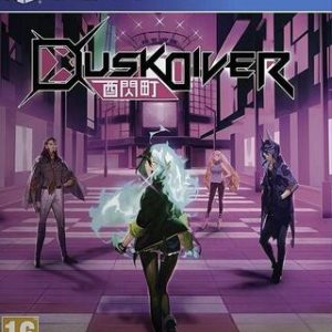 Dusk Diver (Day One Edition)-Sony Playstation 4