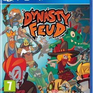 Dynasty Feud-Sony Playstation 4