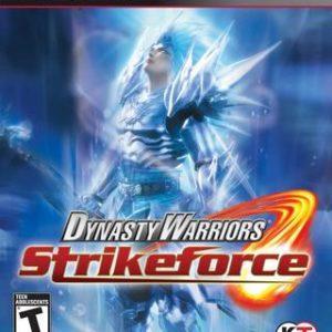 Dynasty Warriors: Strikeforce-Sony Playstation 3