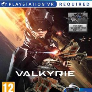 EVE Valkyrie VR-Sony Playstation 4