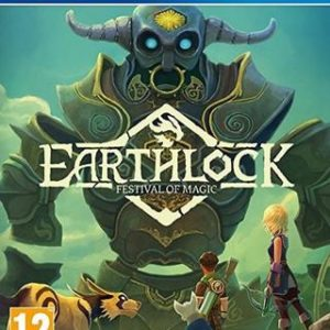 Earthlock: Festival of Magic-Sony Playstation 4