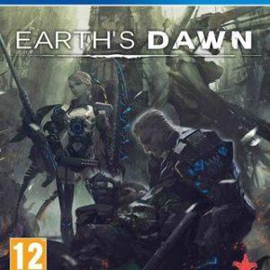 Earth's Dawn-Sony Playstation 4