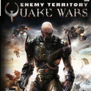 Enemy Territory: Quake Wars-Microsoft Xbox 360