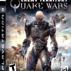 Enemy Territory: Quake Wars-Sony Playstation 3