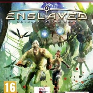 Enslaved: Odyssey to the West-Sony Playstation 3